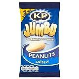 KP Jumbo Salted Peanuts (200g)