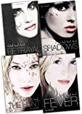 Amy Meredith Dark Touch Series Collection Amy Meredith 4 Books Set Pack, Novels RRP: £23.96 (The Hunt, Fever, Shadows, Betrayal)