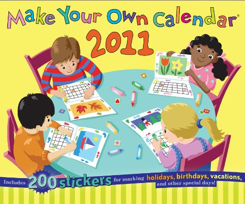how to make a calendar with your own photos