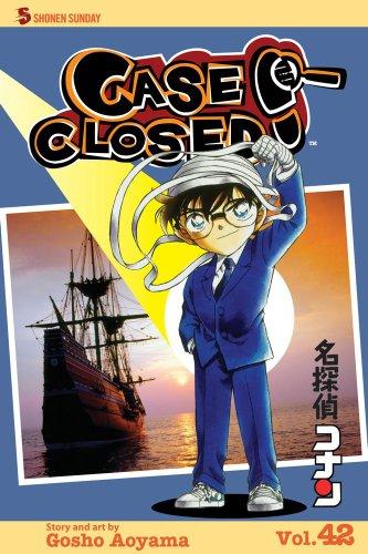 名探偵コナン コミック42巻 (英語版)