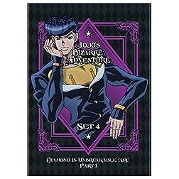 JoJo's Bizarre Adv. Set 4 (DVD)