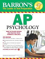 Barron's AP Psychology, 5th Edition (Barron's AP Psychology Exam)