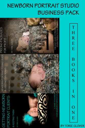 Newborn Portrait Studio Business Pack