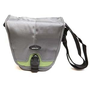 Dolica CS008GR Compact System Camera Shoulder Case/Bag, (Gray)