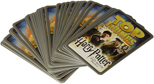 Top Trumps Card Game - Harry Potter & The Half Blood Prince - 1