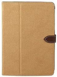 Toffee Macleay Folio Case for Apple iPad Mini 1/2/3/4 (Mustard)