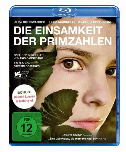 Die Einsamkeit der Primzahlen [Blu-ray]