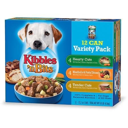 kibblesnbits-wet-dog-food-variety-pack-featuring-meatballs-pasta-dinner-with-real-beef-in-tomato-sau