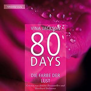 80 Days: Die Farbe der Lust (80 Days 1) Hörbuch