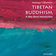Tibetan Buddhism: A Very Short Introduction Audiobook by Matthew T. Kapstein Narrated by Neil Shah