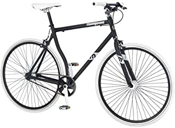 Mongoose 700c Detain Fixie Men's Bike