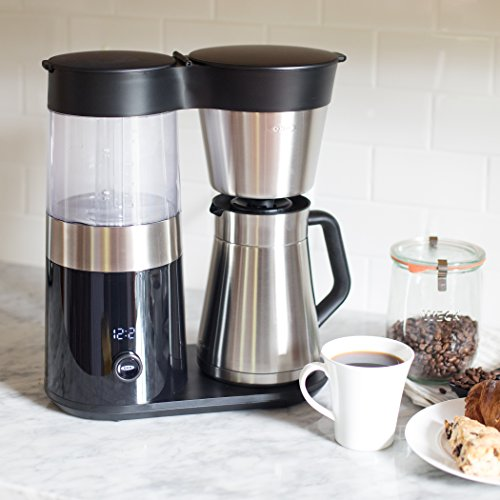 Oxo On Coffee Maker 9 Cup Barista Brain Review