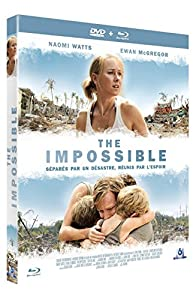 The Impossible [Combo Blu-ray + DVD]