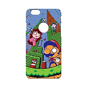 G-STAR Designer Printed Back case cover for Apple Iphone 6 (LOGO) - G4266
