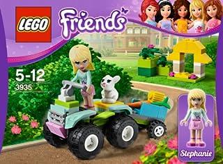 LEGO レゴ フレンズ  カラフルジープ 3935