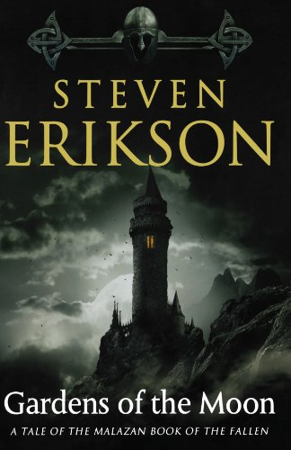 Gardens Of The Moon: Book One Of The Malazan Book Of The Fallen front-1041514
