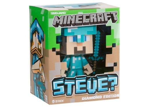 Imagen de Minecraft Diamante Steve vinilo 6