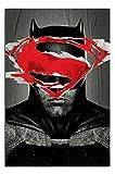 UK版ポスター バットマンvsスーパーマン ジャスティスの誕生 Batman vs Superman #2 [並行輸入品]