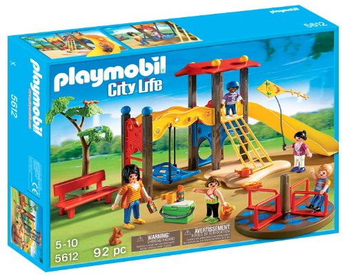 PLAYMOBIL-Playground-Set