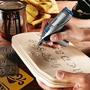 Dremel 107 Engraving Cutter, 1/8 Shank (Color: Silver, Tamaño: Pack of 1)