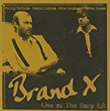 Live at the Roxy La 1979 by BRAND X (2014)