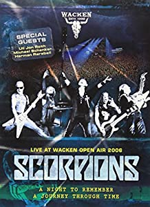 Scorpions: Live At Wacken Open Air 2006 [DVD] [2008]