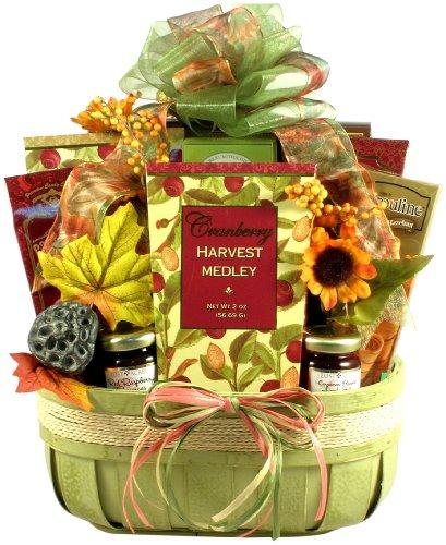 Harvest Medley, Gourmet Gift Basket For Fall