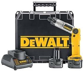 DeWALT DW920K-2 Heavy-Duty 1/4