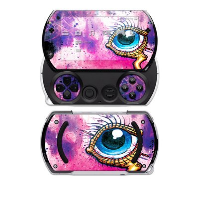 MyGift Those Baby Blues Design Decal Skin Sticker for the Sony PSP Go