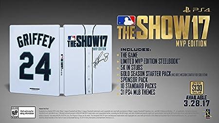 MLB The Show 17 MVP Edition - PlayStation 4 MVP Edition