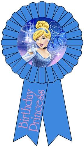 Hallmark Mens Disney Cinderella Sparkle Award Ribbon - 1