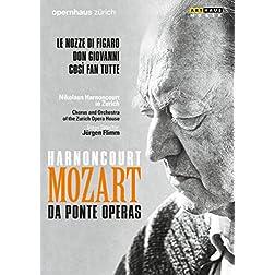 Mozart: Da Ponte Operas