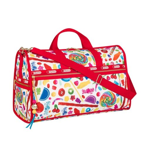 Dylan's Candy Bar LeSportsac Large Weekender in Candy Spill