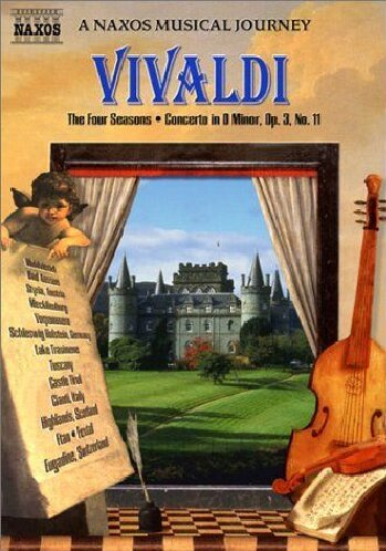 Vivaldi - Four Seasons (Nishizaki) [DVD] [2000]