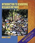 Introduction to Behavioral Research M...