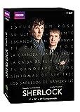 Sherlock Pack Temporadas 1+2+3 [DVD] España
