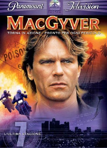 MacGyver Stagione 07