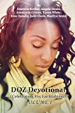 img - for DOZ Devotional Volume 1 book / textbook / text book