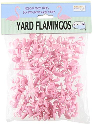 Yard Flamingo Miniatures Board Game