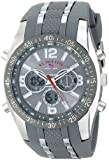 U.S. Polo Assn. Sport Mens US9283 Grey Analog-Digital Chronograph Watch