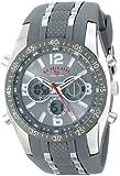 U.S. Polo Assn. Sport Mens US9283 Grey Analog-Digital Chronograph Watch