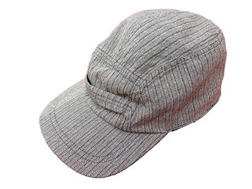 RRL ダブルアールエル Ralph Lauren ラルフローレン ヘリンボーン ワーク キャップ 帽子 グレー×ブラック 並行輸入