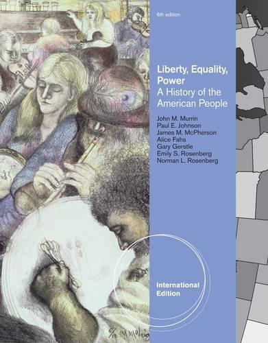 Liberty, Equality, Power (International Edition)
