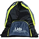 Lids Team Sports® LIDS-TOTE-BKGY Sackpack