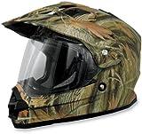 AFX FX-39 Camo Helmet , Size: Lg, Primary Color: Brown, Distinct Name: Camo, Helmet Type: Offroad Helmets, Helmet Category: Offroad, Gender: Mens/Unisex 0110-2511