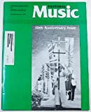 img - for Pastoral Music (Volume 11 Number 1, October-November 1986) book / textbook / text book