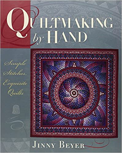 http://www.amazon.com/Quiltmaking-Hand-Simple-Stitches-Exquisite/dp/097212182X