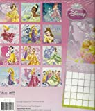 Disney Princess 16-month 2013 Wall Calendar