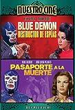 Blue Demon Destructor De Espias/ Blue Demon En Pasaporte A La Muerte - Double Feature [DVD]