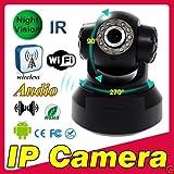 Aeoss Jw0008 Wi-Fi IP IR Camera P2P Wireless Night Vision Security Camera